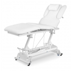 Massageliege PHYSA NANTES WHITE - elektrisch
