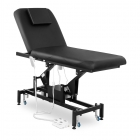 Massageliege PHYSA LYON BLACK - elektrisch